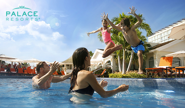 Earn Cash with Palace Resorts