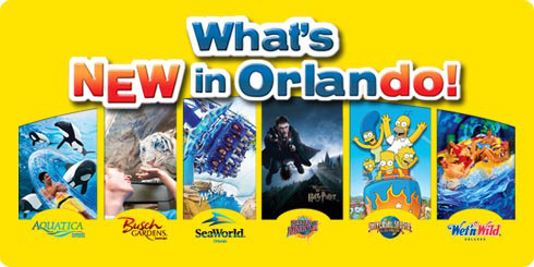 5 Amazing Orlando Theme Parks One Great Vacation