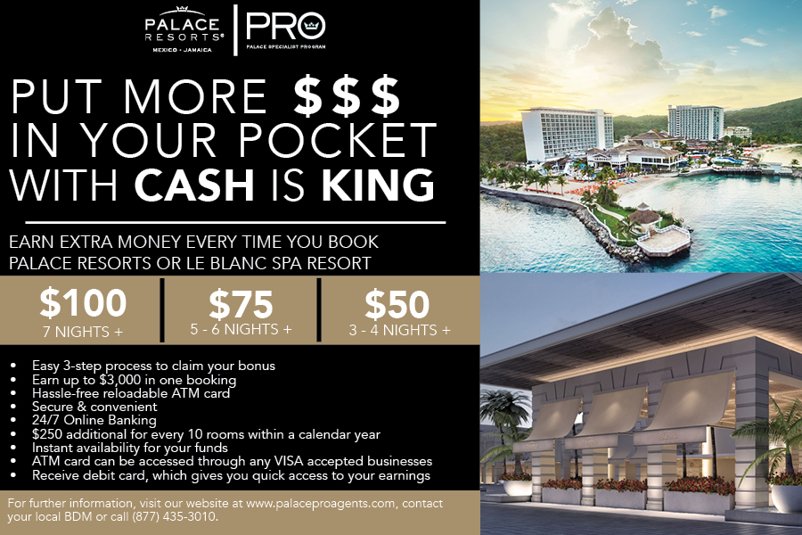 Resorts Cash Is King