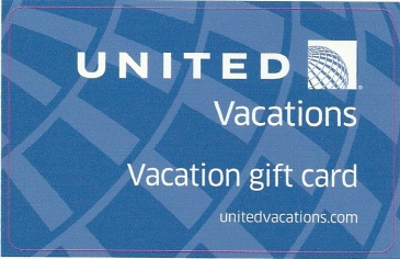 Gift cards and travel credit cards