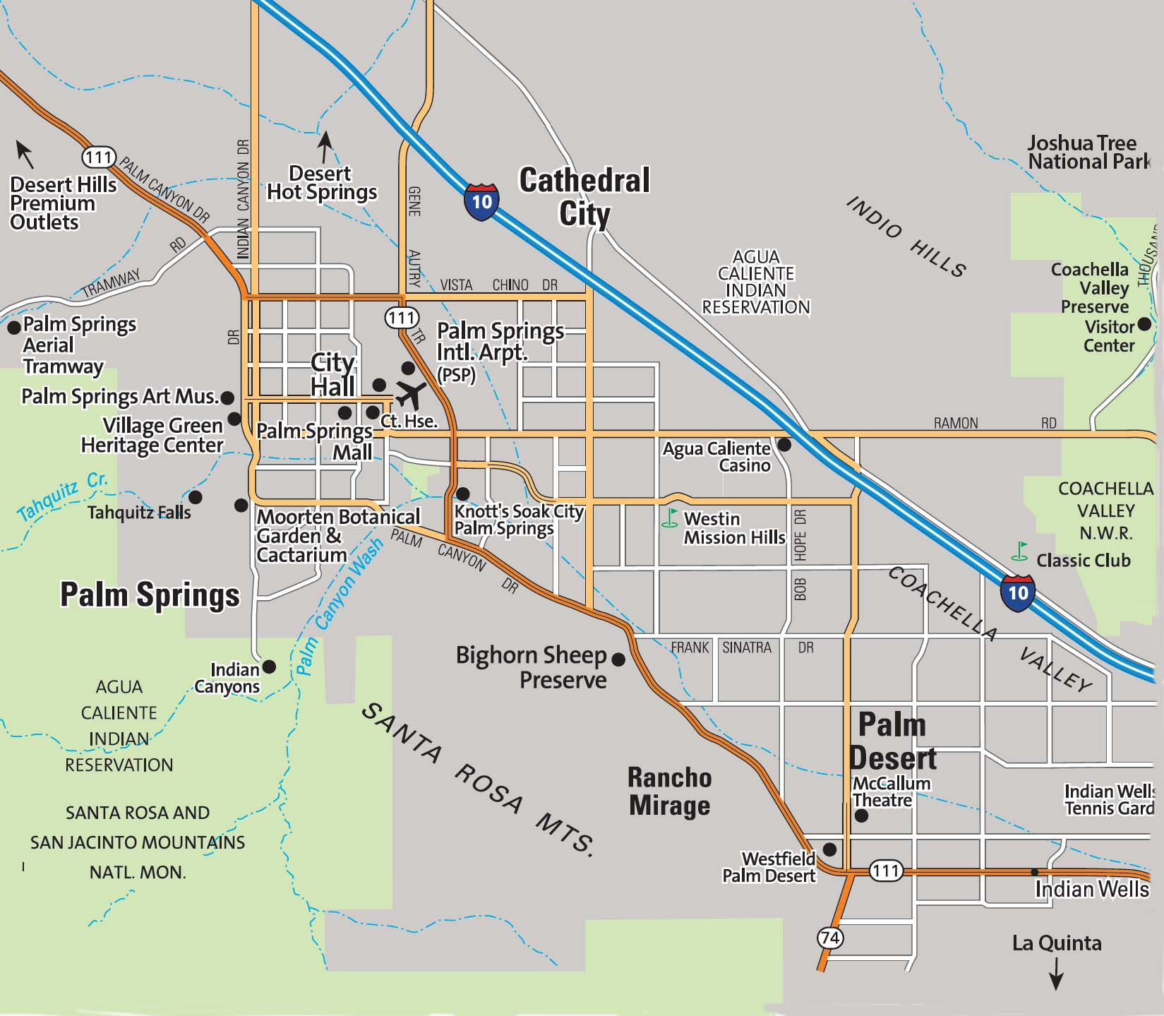 Palm Springs Tourism And Holidays Best Of Palm Springs: Destination Detail