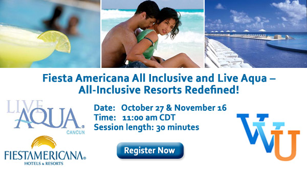 Fiesta Americana All Inclusive and Live Aqua - All-Inclusive Resorts Redefined!